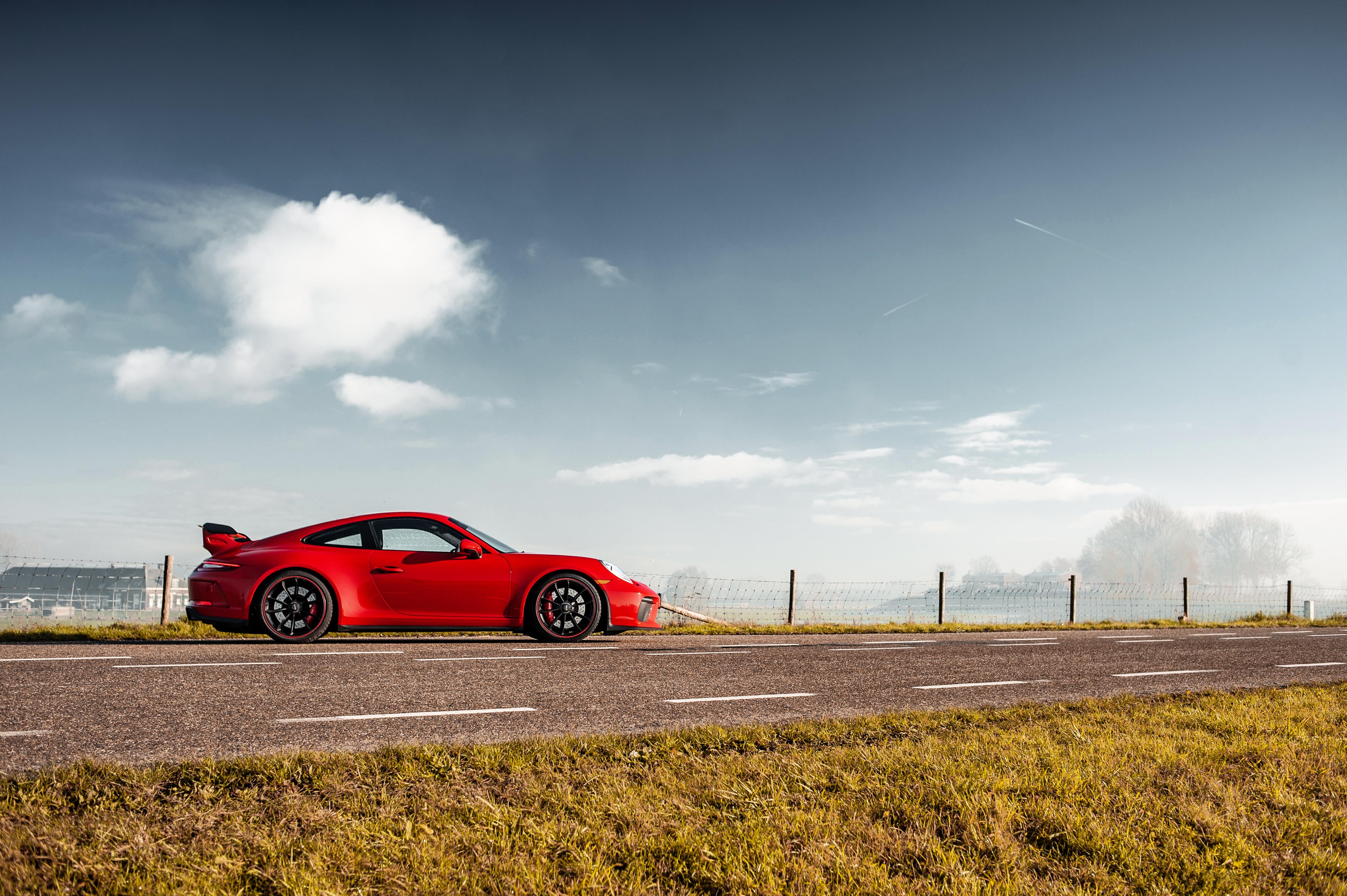 Vehikel. Porsche 991.2 GT3 (11 van 28)